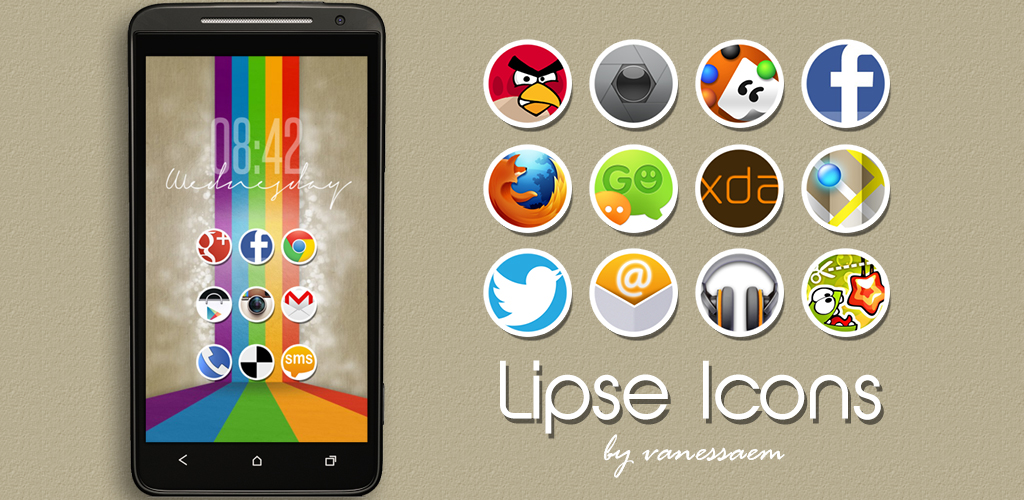 Lipse Icons by vanessaem