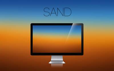 Sand by vanessaem
