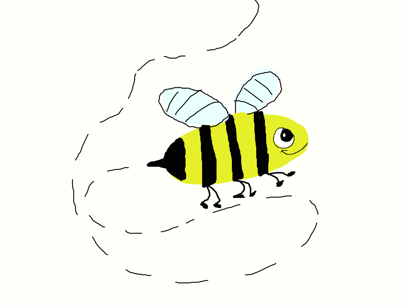 Uncategorized Draw A Bumble Bee forum draw a bumblebee please deviantart untitled drawing by painted flamingo