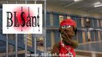 Gangsta Puppet Not BL8ant Band Girls