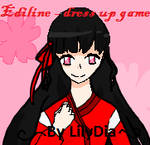 Edeline - dress up game by LilyDia