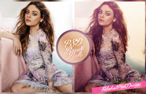 PSD Coloring Beaute Belle by FabulousPinkDesignsW