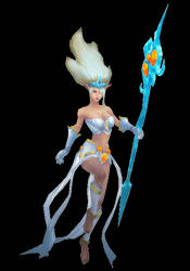 MMD - Janna The Storm's Fury DL