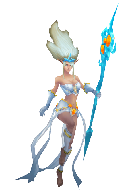 MMD - Janna The Storm's Fury DL by JUchoa