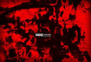 Grunge Brushes : Broken Throne by nonphotoblue