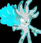 [Silver The Hedgehog]