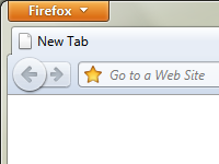 LeftSideStar for Firefox by SoapyHamHocks