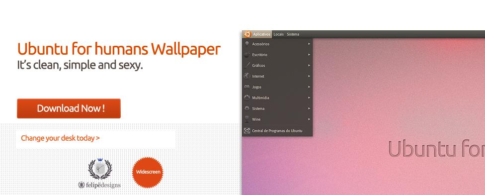 Ubuntu for Humans Pack by Felipi