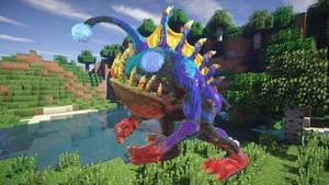 Minecraft Deep Sea Murloc Build Schematic