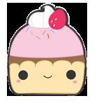 Cupcake Cursor by NinditaSiAger2
