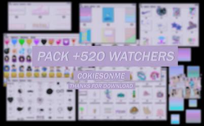 +/SUPERPACK +500 WATCHERS|GRATIS