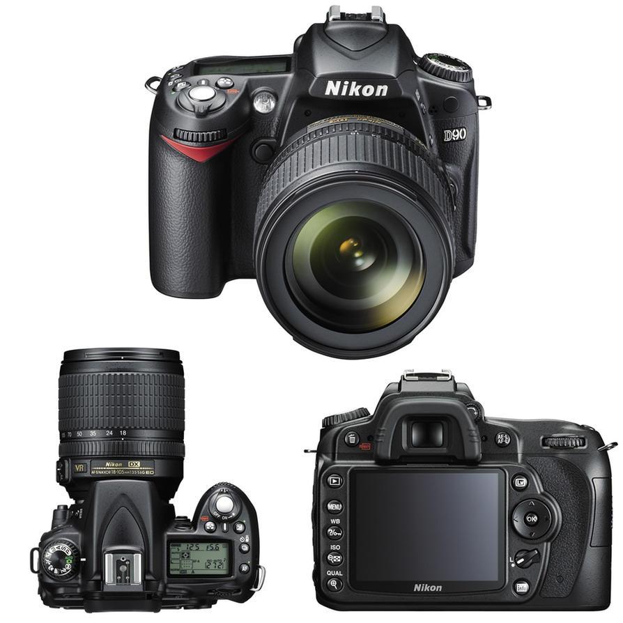 Nikon D90 by seethal