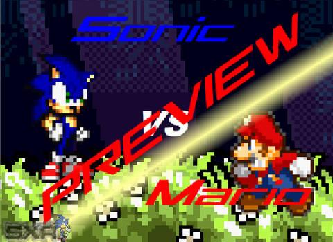 Sonic vs mario remake PREVIEW