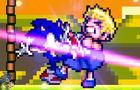Sonic vs Zatch Bell!