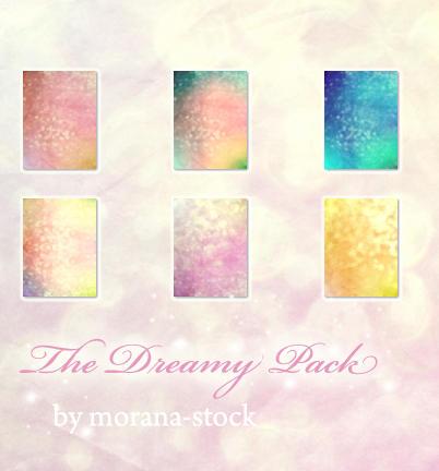 Dreamy Pack by morana-stock