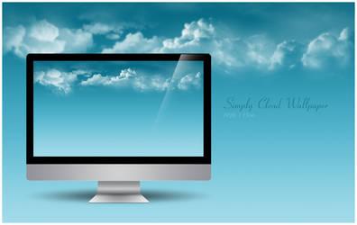 Simply Cloud Wallpaper
