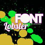 Font Lobster