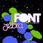 Font Zebra
