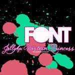 Font Jellyka Western Princess
