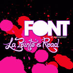 Font La Pointe's Road