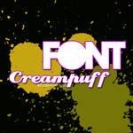 Font Creampuff