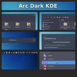 Arc Dark KDE