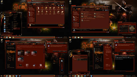 windows 8 theme (New Aragon)