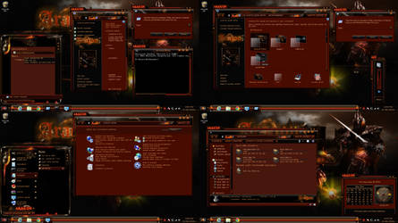 Windows 8.1 Theme (aragon)