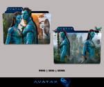 Avatar Folder Icon Collection