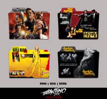 Tarantino Movie Folder Icon Collection Part 1 by Bl4CKSL4YER