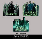 Matrix Collection Folder Icon Pack