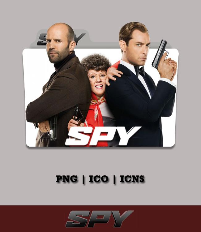 Spy Folder Icon 2015 V2 By Bl4cksl4yer On Deviantart