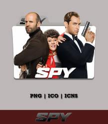 Spy Folder Icon (2015) v2