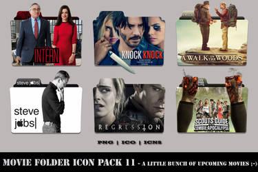 Movie Folder Icon Pack 11 (2015)