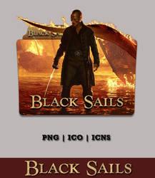 Black Sails - Season 3 - Folder Icon (2015)