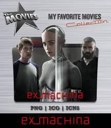 Ex Machina Folder Icon