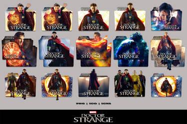 Doctor Strange (2016) Folder Icon Mega Pack
