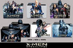 X-Men Apocalypse (2016) Folder Icon Pack