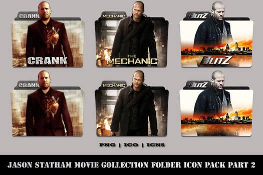 Jason Statham Movie Collection Folder Icon Pack #2