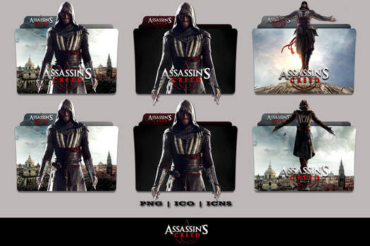 Assassins Creed (2016) Folder Icon Pack