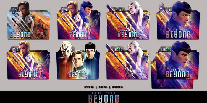 Star Trek Beyond (2016) Folder Icon Pack