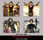 Resident Evil 4-5 Collection Folder Icon Pack