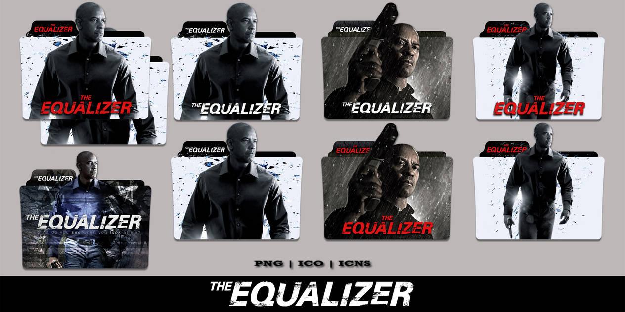 The Equalizer 2014 Folder Icon Pack By Bl4cksl4yer On Deviantart