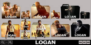Logan (2017) Folder Icon Pack