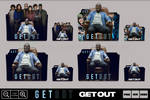 Get Out (2017) Folder Icon Pack
