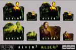 Alien 3 (1992) Folder Icon Pack