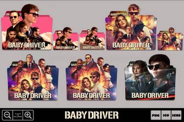 Baby Driver (2017) Folder Icon Pack by Bl4CKSL4YER