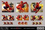 Spider-Man (2002) Folder Icon Pack