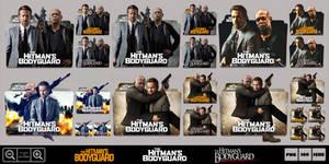 The Hitman's Bodyguard (2017) Folder Icon Pack