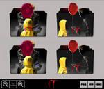 IT (2017) Folder Icon Pack